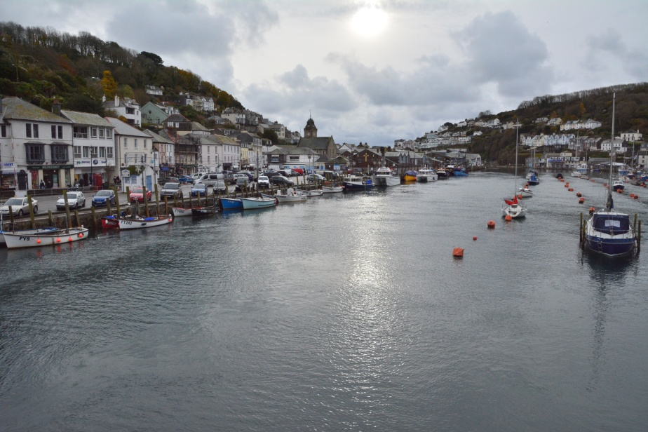 looe-harbour